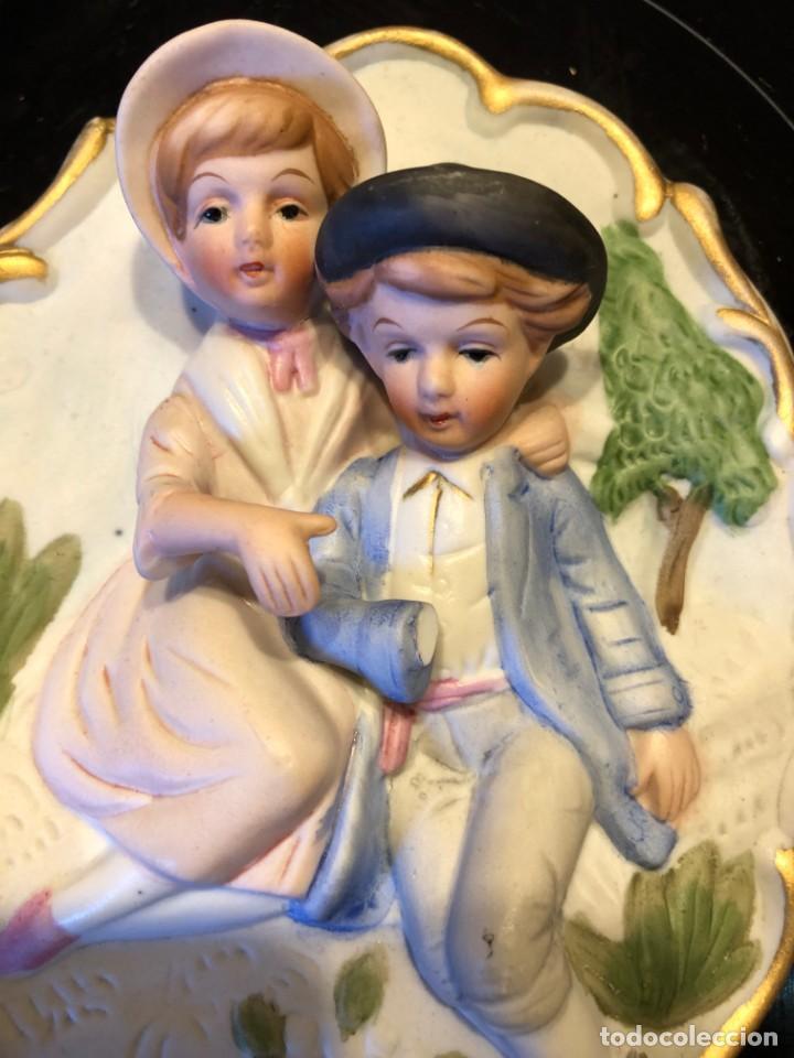Antigüedades: Figuritas loza modernas - Foto 3 - 146087650