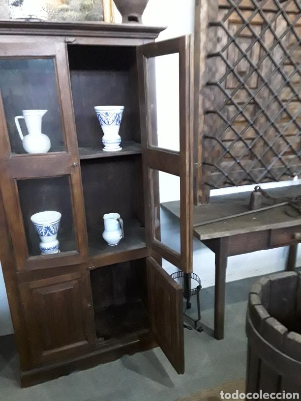 Antigüedades: Alacena o vitrina - Foto 3 - 146118813