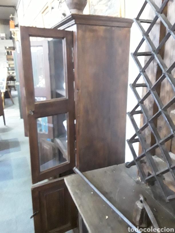 Antigüedades: Alacena o vitrina - Foto 5 - 146118813