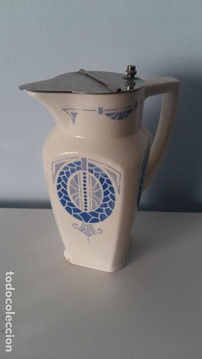JARRA CERÁMICA (Antigüedades - Porcelanas y Cerámicas - Otras)
