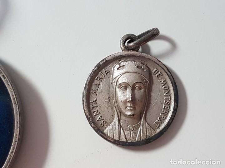 Antigüedades: LOTE DE 6 MEDALLAS - Foto 4 - 146227478
