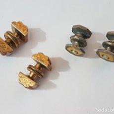Oggetti Antichi: ANTIGUOS GEMELOS . Lote 146231150