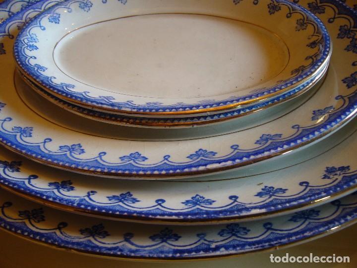 Antigüedades: Vajilla antigua La Cartuja - Foto 5 - 146277642