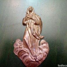 Antigüedades: IMAGEN DE LA VIRGEN DE LA ASCENSIÓN. Lote 146282865