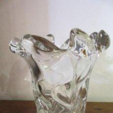 Antiquitäten - JARRON EN CRISTAL FIRMADO DAUM - 146287026