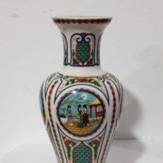 Antigüedades: JARRON JAPONES 22CM. Lote 146298957