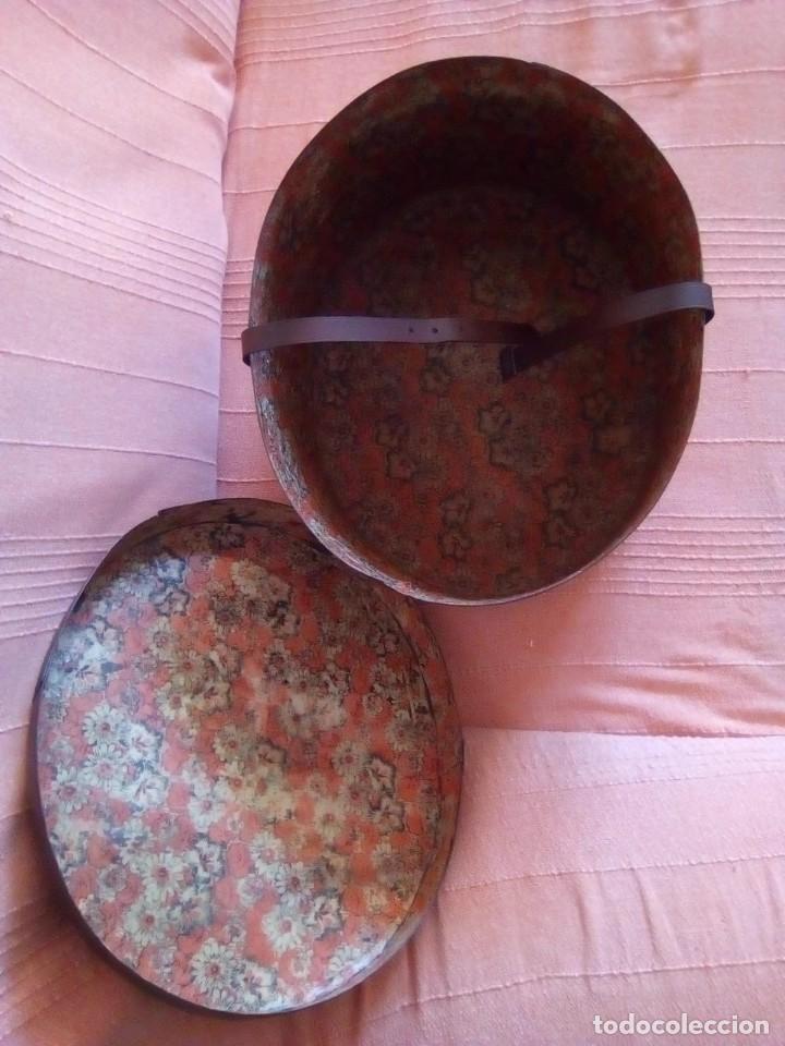 Antigüedades: Sombrerera modernista - Foto 7 - 146371794