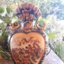 Antigüedades: ANTIGUO JARRON SATSUMA. Lote 146379994