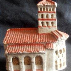 Antigüedades: CASA, CASITA CERAMICA CONVENTO, JESUS MARIA ARACENA. Lote 146408030