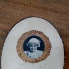 Antigüedades: CAJA DE POLVOS DE BELLEZA, MARIA GUERRERO . CAJA CARTON Y PAPEL ENCERADO.. Lote 146443266