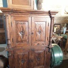 Antigüedades: MUEBLE TALLADO. Lote 146474953
