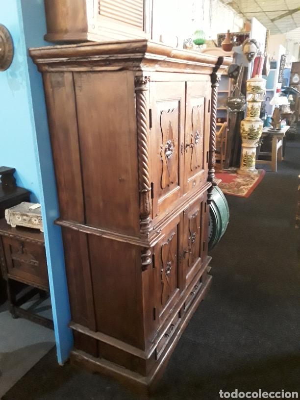 Antigüedades: Mueble tallado - Foto 2 - 146474953