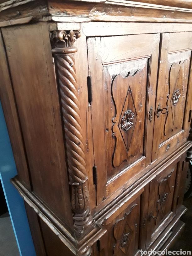 Antigüedades: Mueble tallado - Foto 3 - 146474953