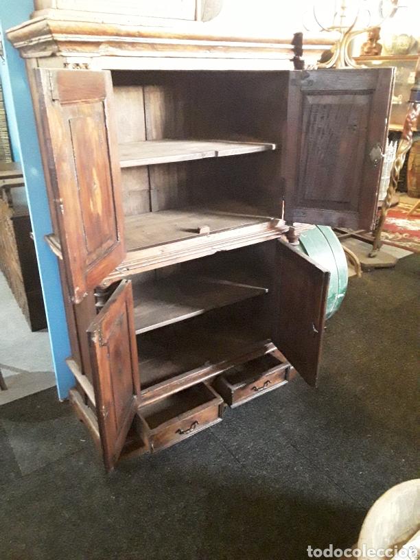 Antigüedades: Mueble tallado - Foto 4 - 146474953