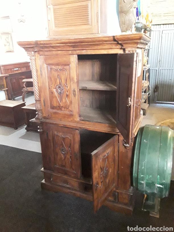 Antigüedades: Mueble tallado - Foto 6 - 146474953