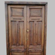 Antigüedades - Puerta antigua de interior - 119482675