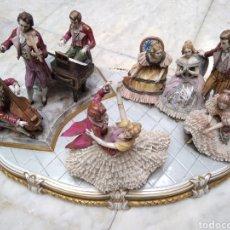 Antigüedades: BAILARINAS DE PORCELANA AÑOS 50. Lote 146511536