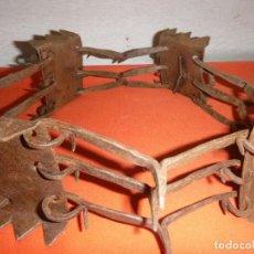 Antigüedades: CARRANCA CARLAMCA, COLLAR DEFENSA PARA PERROS PASTORES. Lote 146519686