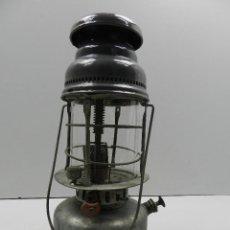 Antigüedades: ANTIGUA LAMPARA TIPO PETROMAX DE PETROLEO EXCELENTE PIEZA DE DECORACIÓN. Lote 146526742