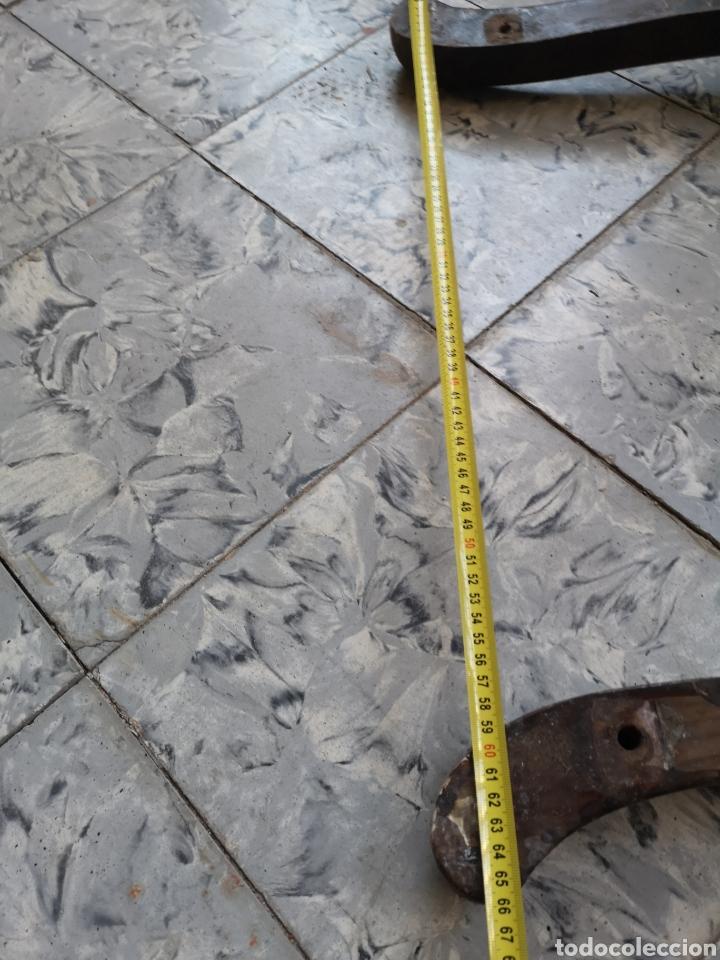 Antigüedades: COLLAR PARA MULA, ARRASTRE, DE MADERA - Foto 5 - 146539198