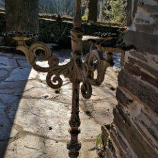 Antigüedades: LÁMPARA DE JARDÍN AÑOS 20. Lote 146549309