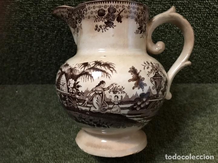 Antigüedades: CERAMICA JARRAS Y TAZAS CAFE - Foto 2 - 146615786