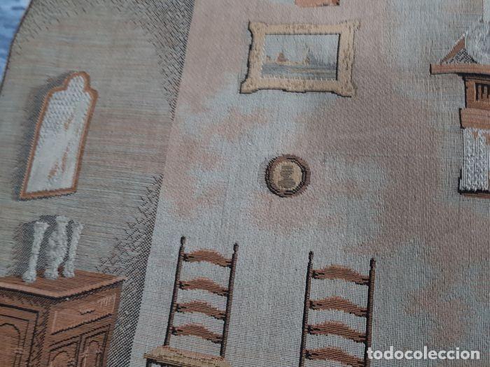 Antigüedades: Tapiz Gobelino (Frances) - Foto 5 - 146640030