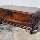Antigüedades: COFRE DE MADERA. Lote 146644362