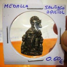 Antigüedades: MEDALLA SANTIAGO APOSTOL. Lote 146655770