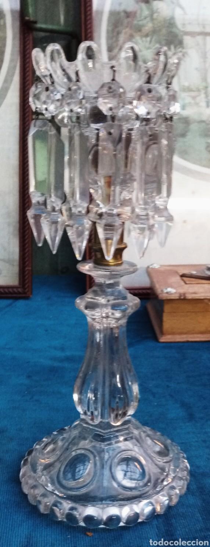 PORTAVELAS (Antigüedades - Cristal y Vidrio - Baccarat )