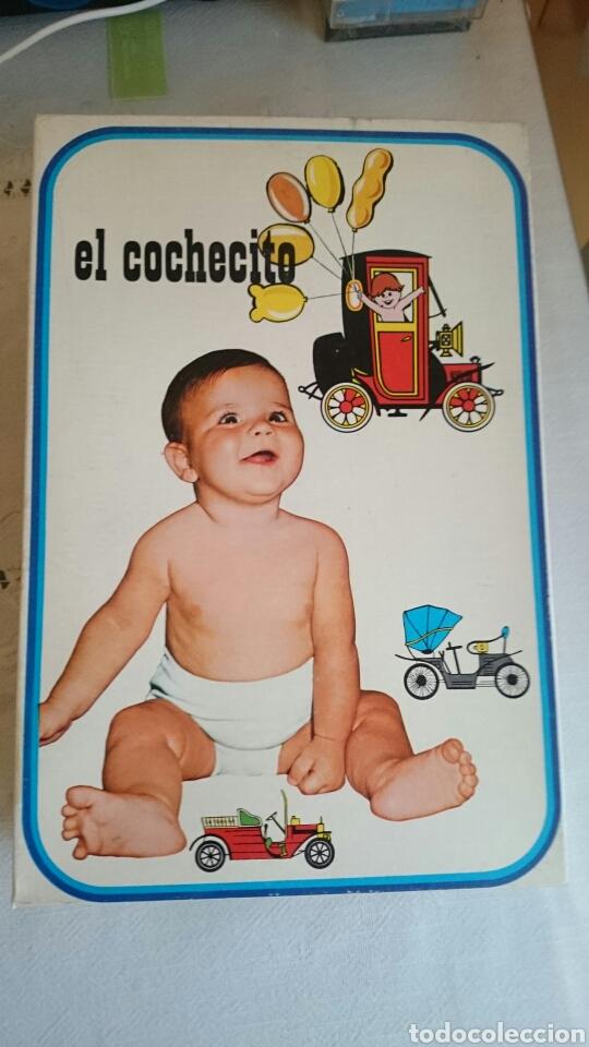 Antigüedades: Ropa bebe El cochecito. Chaqueta rosa 6 meses - Foto 3 - 146724646