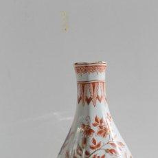 Antigüedades: BOTELLA DE CERAMICA DE DELFT ANTIGUA SIGLO XIX. Lote 146751494