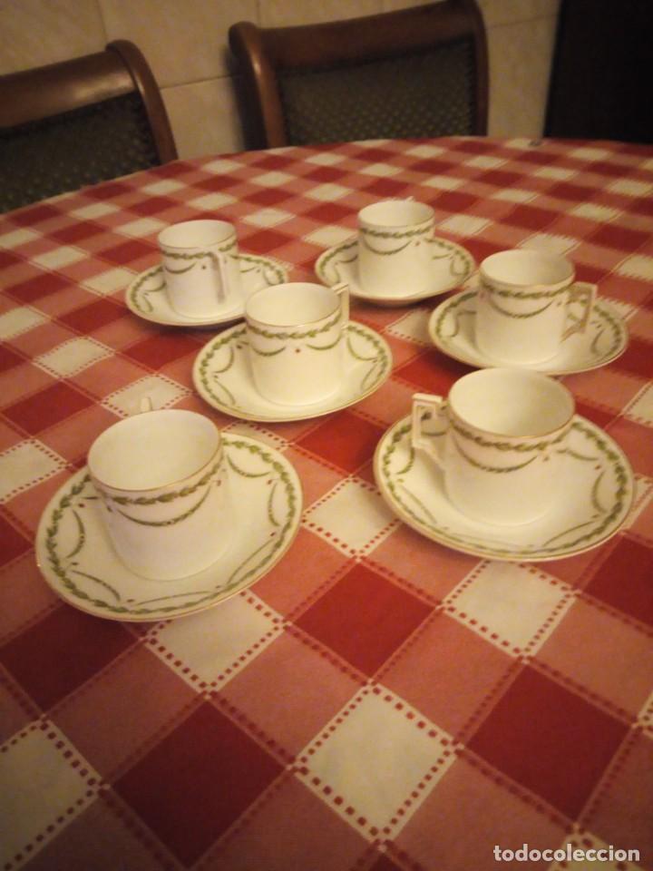 BONITO JUEGO DE CAFE DE PORCELANA TOMAS,ROSENTHAL. (Antigüedades - Porcelana y Cerámica - Alemana - Meissen)
