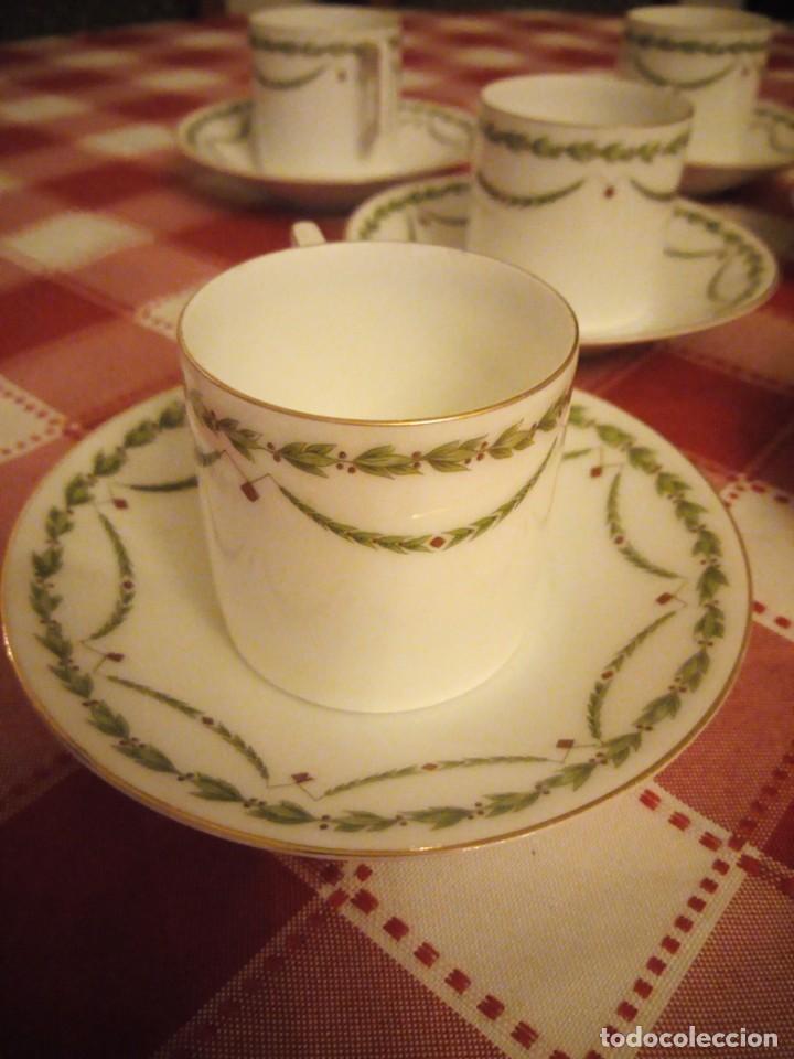 Antigüedades: Bonito juego de cafe de porcelana tomas,rosenthal. - Foto 2 - 146788382