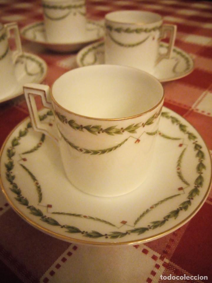 Antigüedades: Bonito juego de cafe de porcelana tomas,rosenthal. - Foto 3 - 146788382