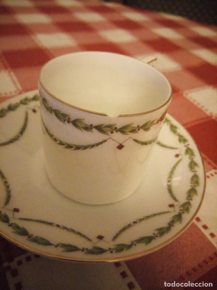 Antigüedades: Bonito juego de cafe de porcelana tomas,rosenthal. - Foto 5 - 146788382
