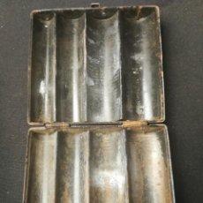 Antigüedades: MONEDERO DE METAL. Lote 146827338