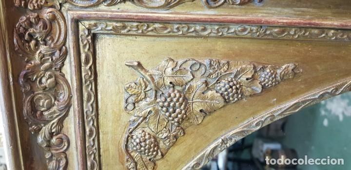 Antigüedades: MARCO FRANCÉS S. XVIII - Foto 2 - 146872690
