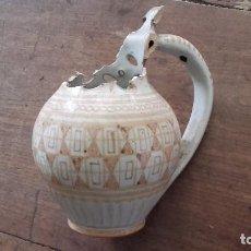 Antigüedades: DOCUMENTO JARRO ENGANUSO ALCORA 18E. Lote 146887290