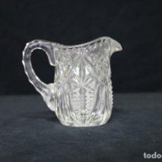 Antiquitäten - JARRA PEQUEÑA CRISTAL - 146902618