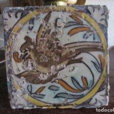 Antigüedades: AZULEJO DEL SIGLOXVIII (TRIANA). Lote 146947882