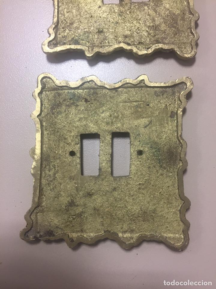 Antigüedades: Lote cinco apliques de pared - Foto 4 - 146960632
