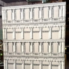 Antigüedades: PANEL FORNASETTI ORIGINAL DE GRANDES DIMENSIONES. AÑOS 50 , 60. Lote 146981766
