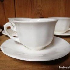 Antigüedades: JUEGO DE CAFÉ LA CARTUJA. Lote 147030846