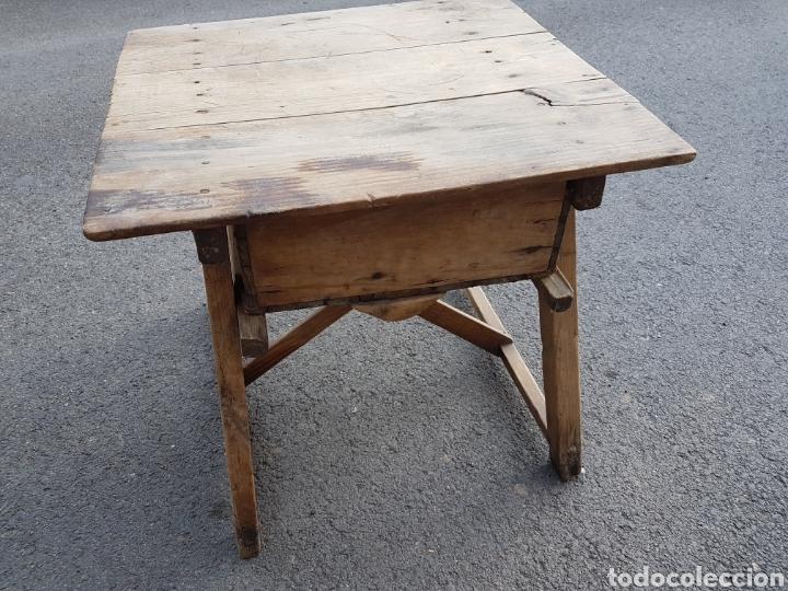Preciosa antigua mesa mesita tocinera cocina rustica