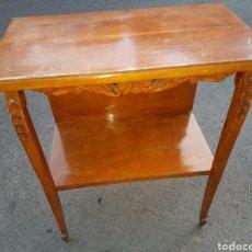 Antiquitäten - Bonita años 40 mesa mesita auxiliar - 147050201