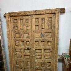 Antigüedades: ANTIGUA PUERTA. Lote 147099918