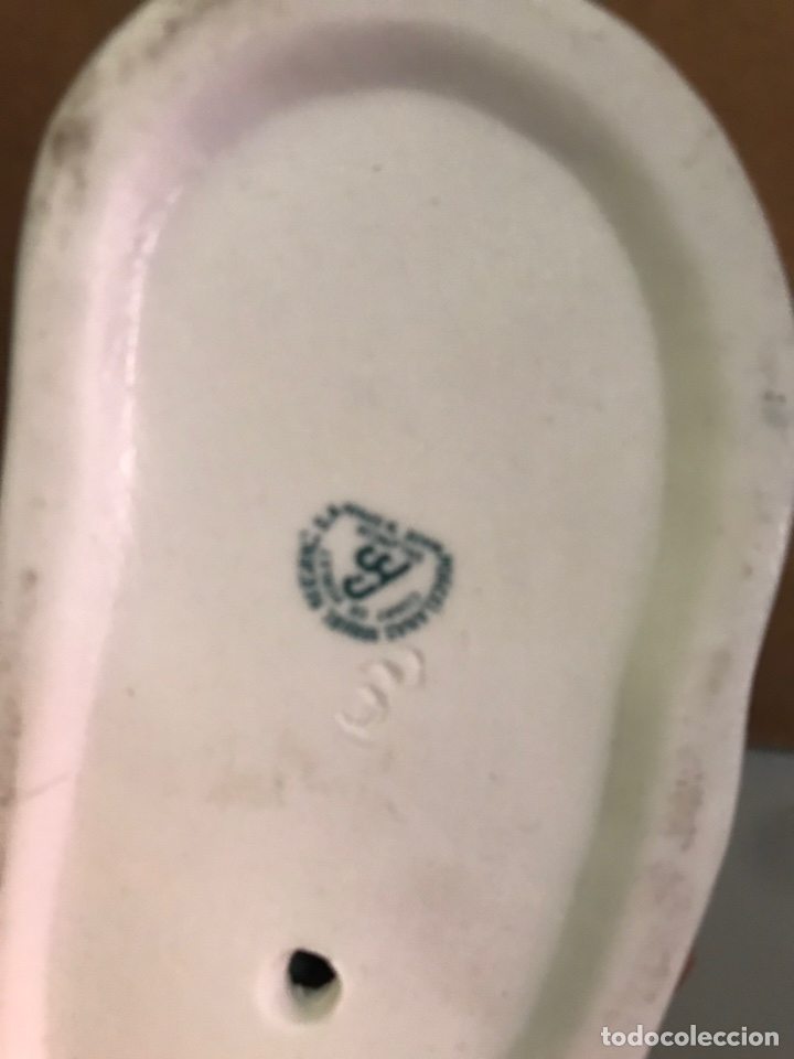 Antigüedades: Cervatillo de porcelana - Foto 2 - 147124565