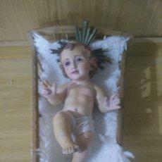 Antigüedades: NIÑO JESUS DE OLOT. Lote 147128664