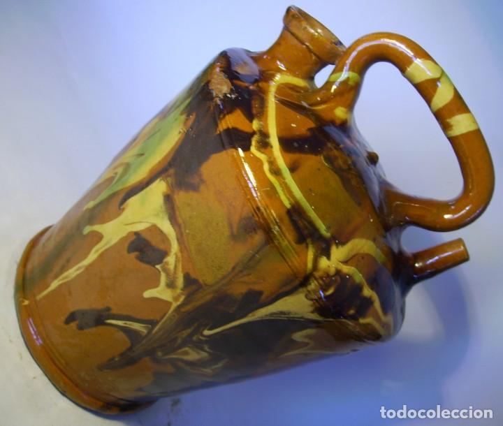 Antigüedades: GRAN BOTIJO TERRISSA CATALANA XX - Foto 6 - 147129866
